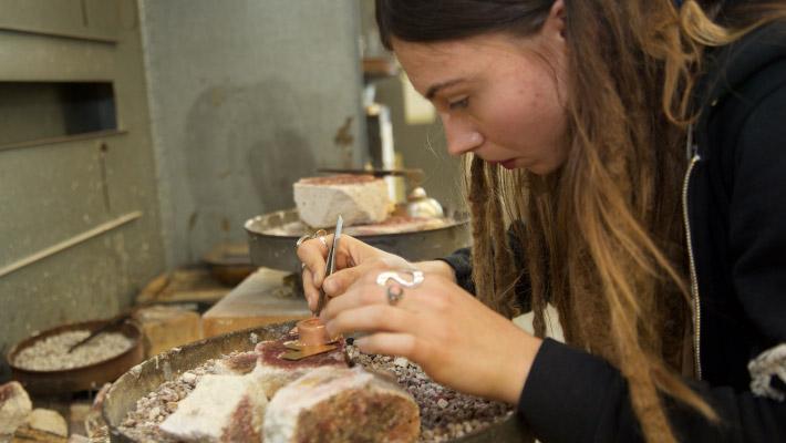 Clackamas Community College Student Art Show Opens